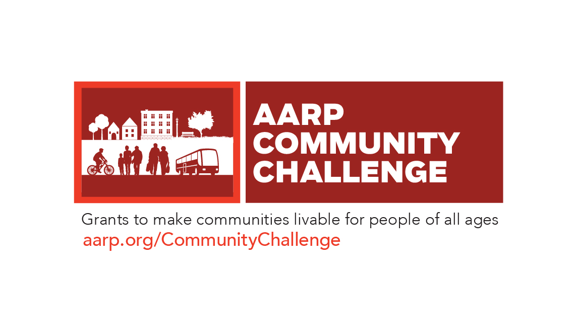 The 2019 AARP Challenge Grant Funds California Projects to Improve Livability!