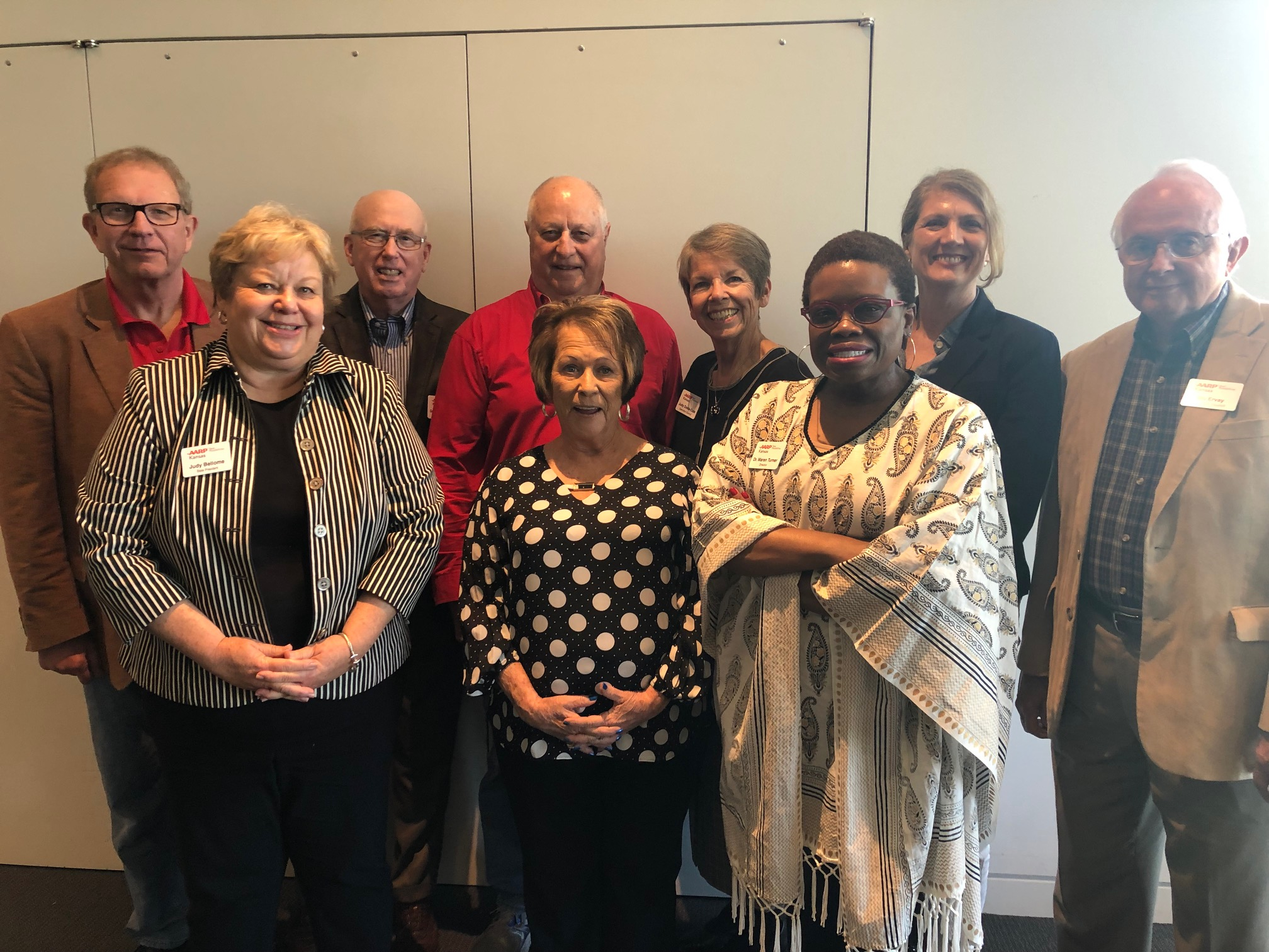 Meet members of the AARP Kansas Executive Council