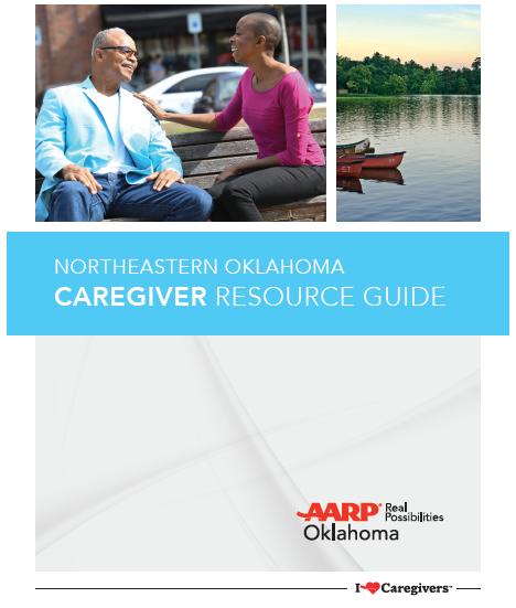 NE OK Caregiver Resource Guide cover