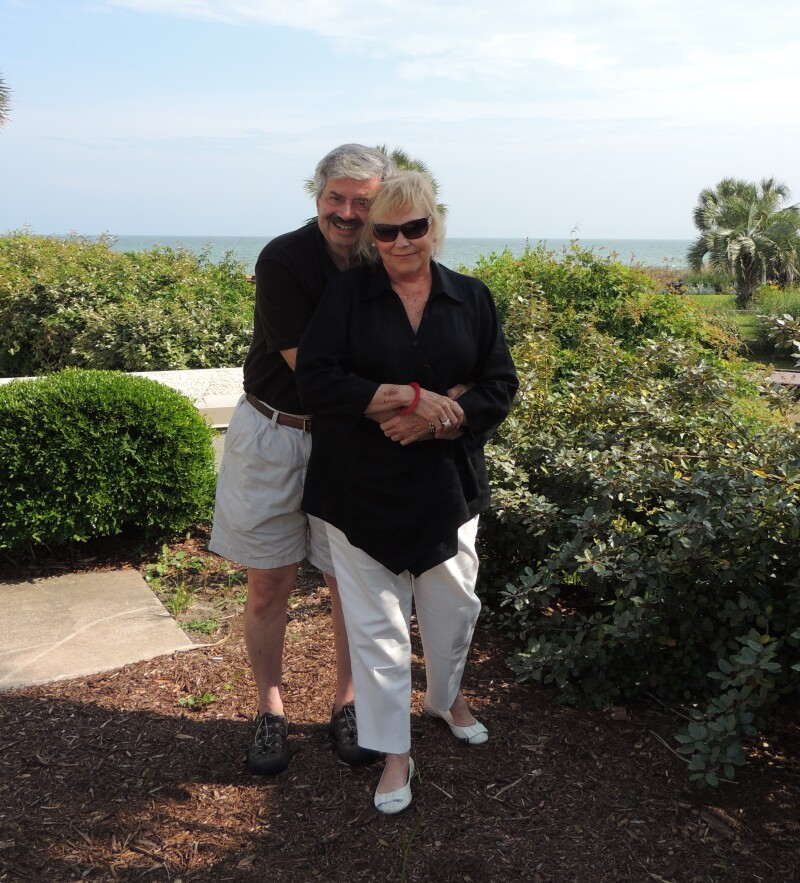 Donna and John