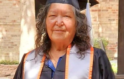 Brownsville grandmother graduates from college