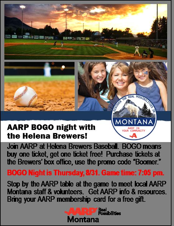 Brewers Baseball Program Ad - PNG