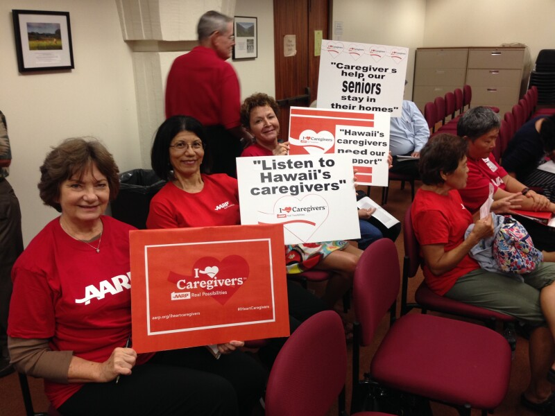 Supporting Caregivers