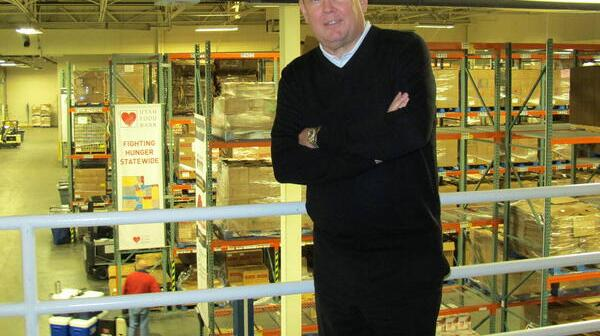 Utah Food Bank CEO Jim Yorgason