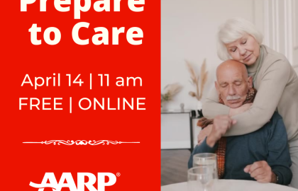 Prepare to Care Webinar