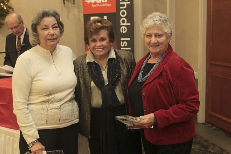 Janet Fenton, Sandra Norton, Rhode Island