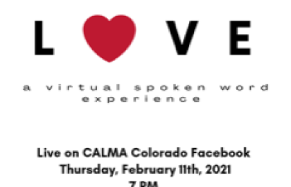 "CALMA Hosts ""Words of Love"" Celebrating Valentine's Day"