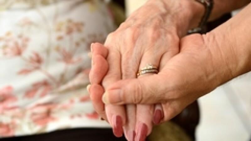 Caregiving recruitment E-Blast
