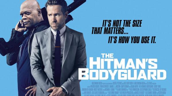 Poster - Hitmans Bodyguard