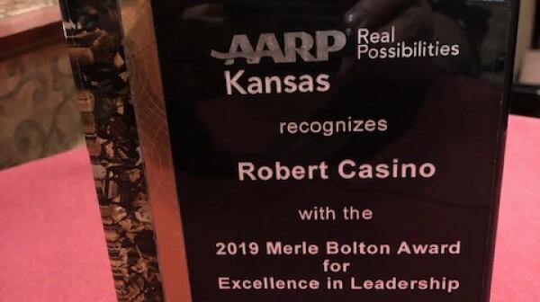 Bob Casino's award.jpg