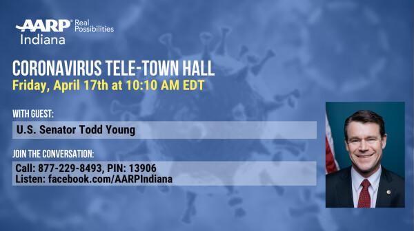 Coronavirus Tele-Town Hall with U.S. Senator Young