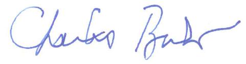 Gov. Baker signature