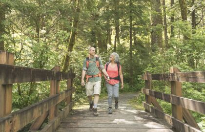 Passport to the Outdoors Program encourages you to stay active and enjoy the beauty of Wisconsin.