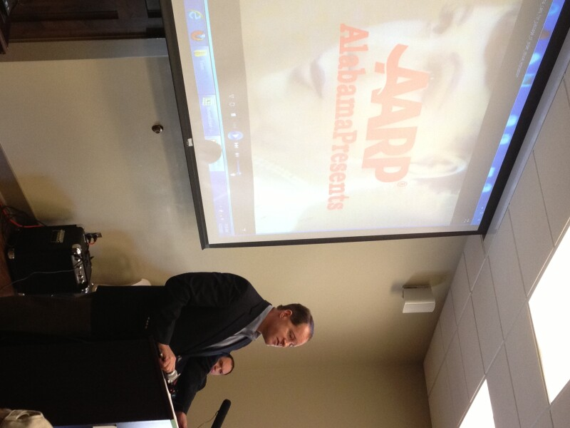 Sen. Cam Ward at press conference