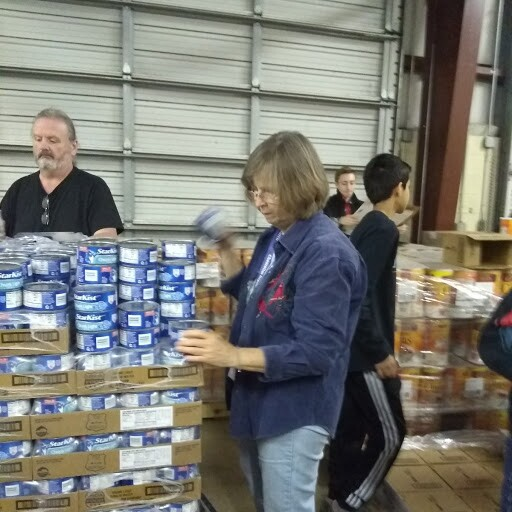 Food Bank Apr 6 1
