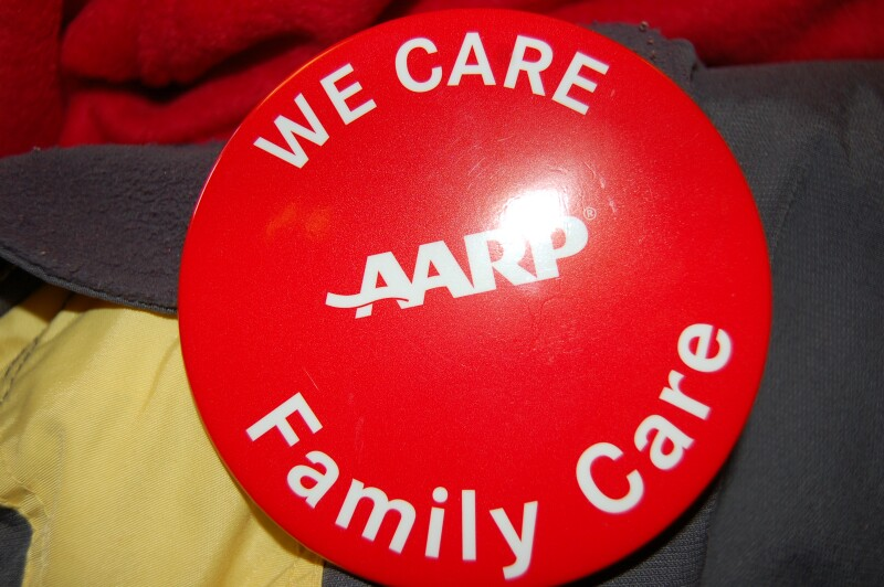 Family care button