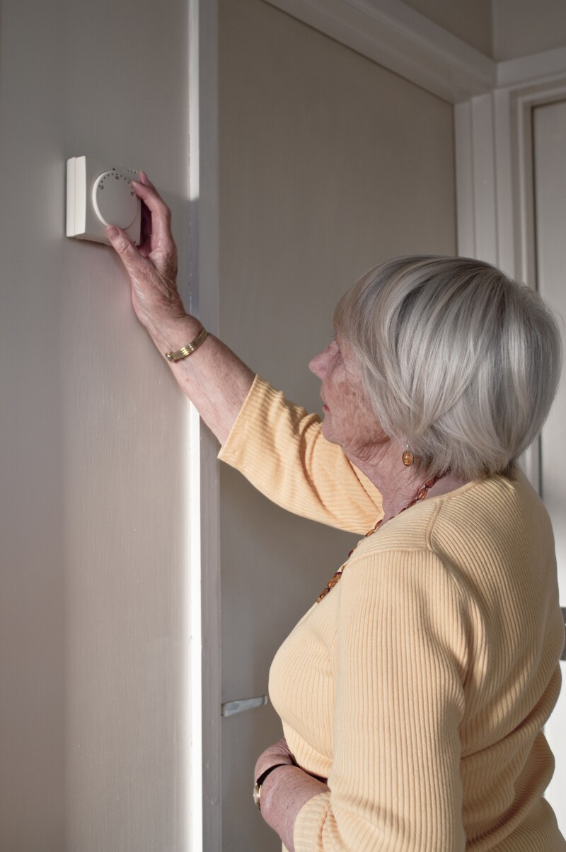 Home Heating Assistance Photo