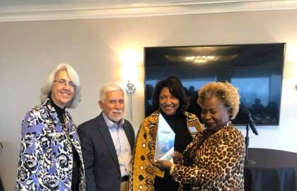 AARP South Carolina Recognizes Columbia native Carolyn Thompson with its Most Prestigious Volunteer Award