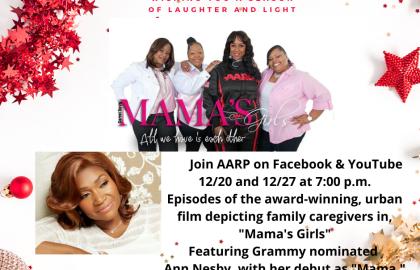 Mama's Girls are back! Virtually!