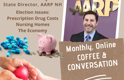 Coffee & Conversation: Key Voting Issues October