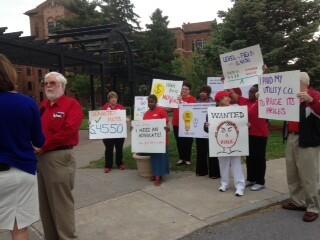 Rochester utility consumer advocate 6-10-14