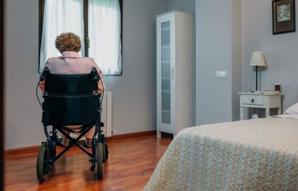 Rhode Island Nursing Homes Remain Imperiled