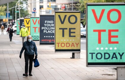 How to Vote in New York City's 2021 General Election