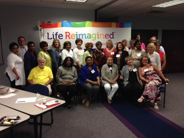 Life Reimagined Trainees