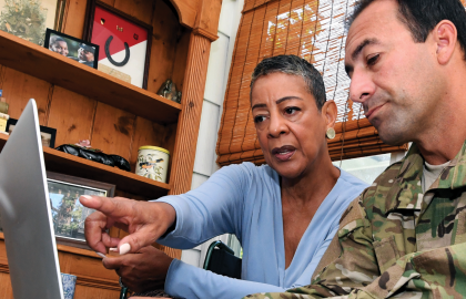 New Tool Helps Veterans Access Health Care