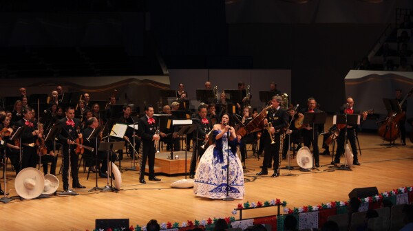 mexican independence day concert 2014