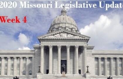Legislative Session Update - Week 4