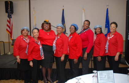 Creating the Good: A Champion for Women Veterans