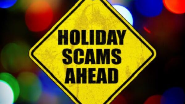 Beware of holiday scams!
