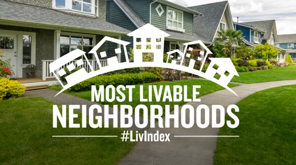 Most Livable Neighborhoods