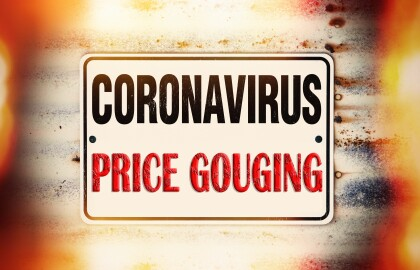 Price Gouging amid Covid-19 Crisis