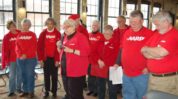 AARP advocates for Family Care