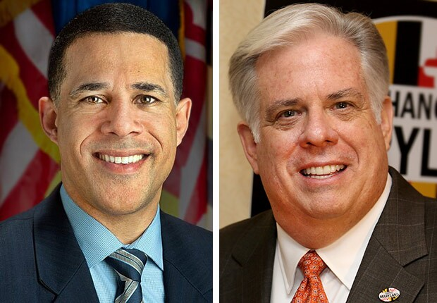 620-maryland-governor-state news oct Anthony-Brown-Larry-Hogan