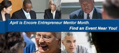 SBA Encore Entrepreneur Mentor Event