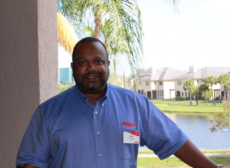 AARP Florida Executive Council Member, Ken Thomas