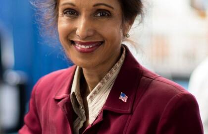 Dr. Sudha Haley Joins AARP Maryland Executive Council