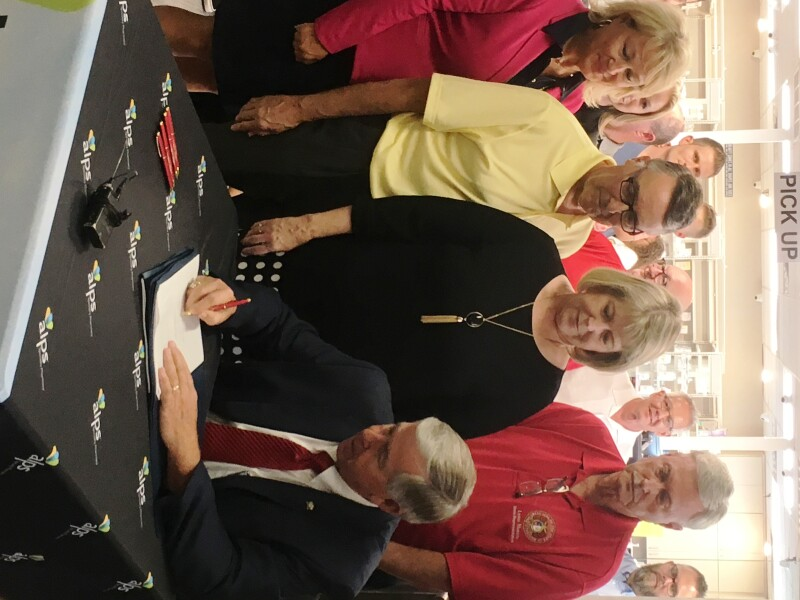 Gov. Parsons Signs CARE Act