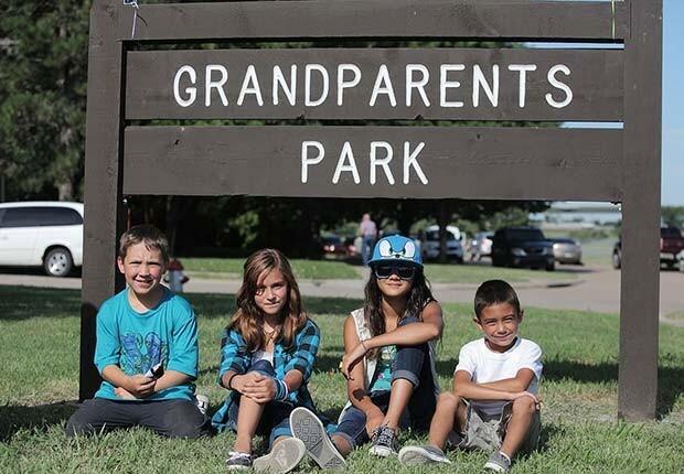 Wichita Grandparents Park