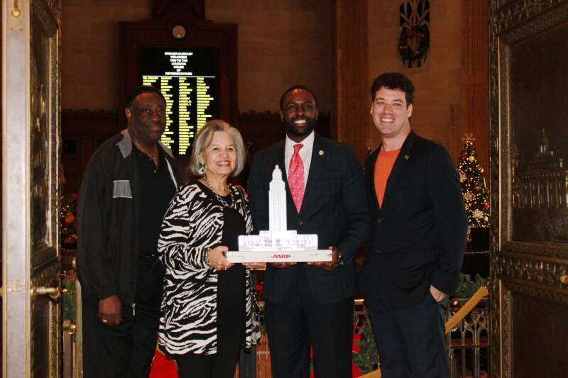 Legislator of the Year Award 336