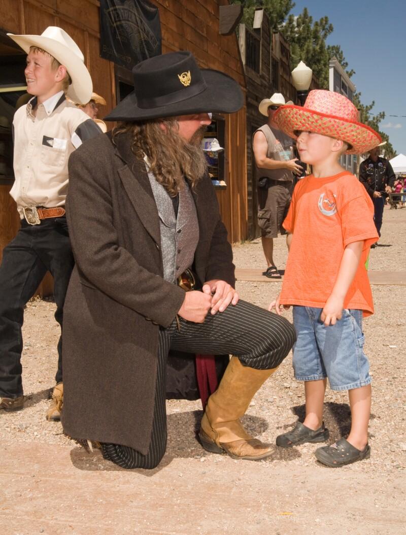 Cheyenne Frontier Days Wild Horse Gulch