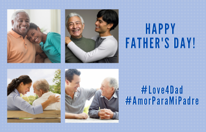 Share Your Father's Day Memories with #Love4Dad + #AmorParaMiPadre