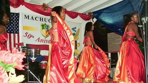Hispanic Heritage Month in Machuchal