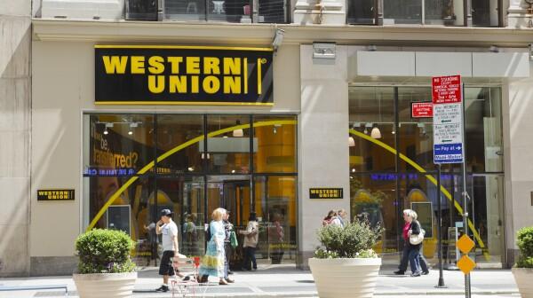 Western Union Store New York City