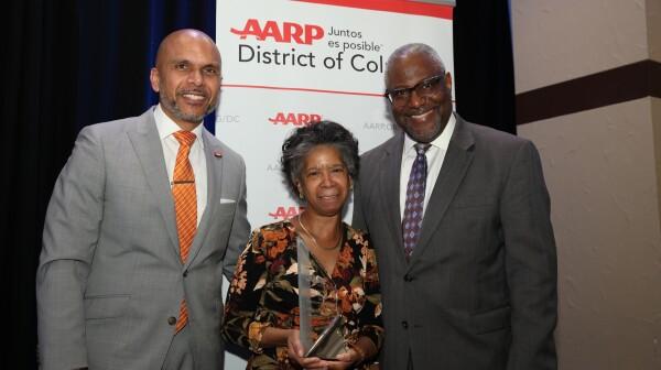 2019 AARP DC Andrus Award recipient - Wendellene Dupree