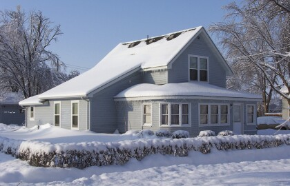 Home Heating Assistance Available in North Dakota to Homeowners and Renters