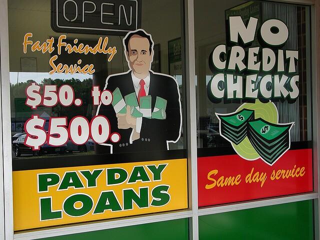payday lending photo